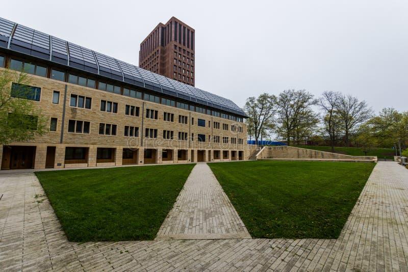 Yale University in New-Haven Connecticut stockbilder