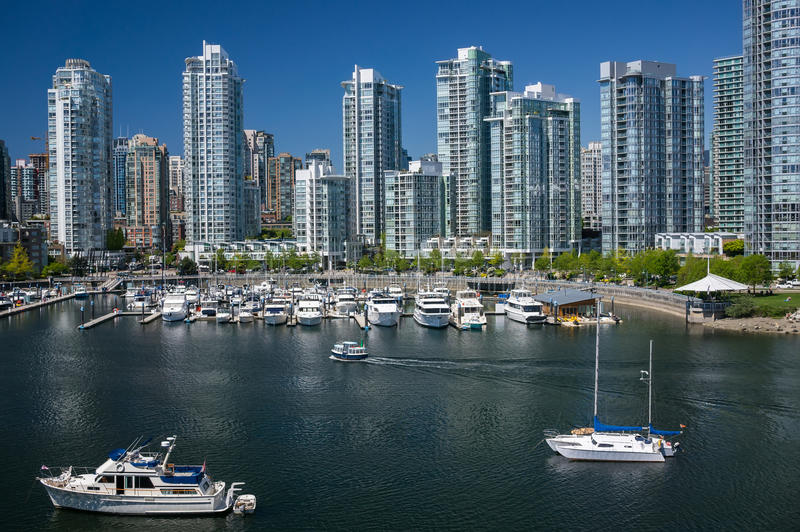 Yaletown royalty free stock photography