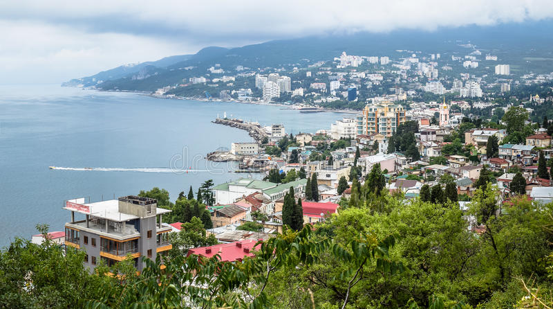 Yalta Ð¡rimea royalty free stock images