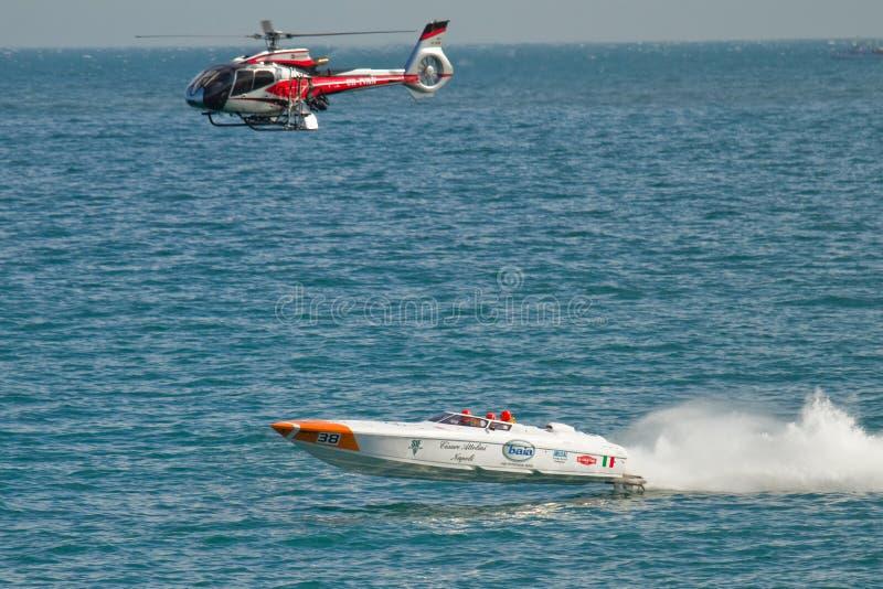 yalta θάλασσας 2010 Grand Prix στοκ φωτογραφία με δικαίωμα ελεύθερης χρήσης