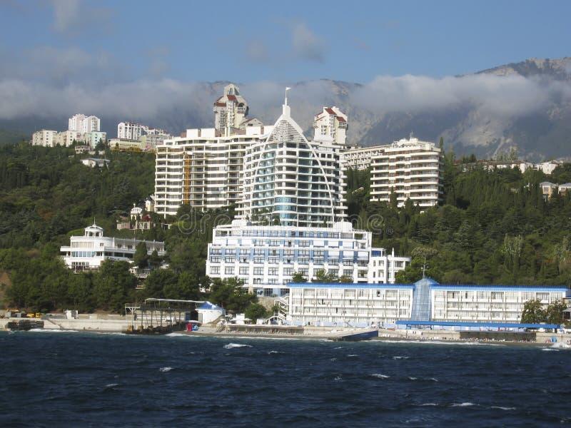 Yalta, Crimeia fotografia de stock