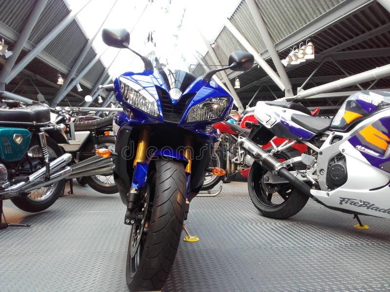 Yamaha r6 stockfoto