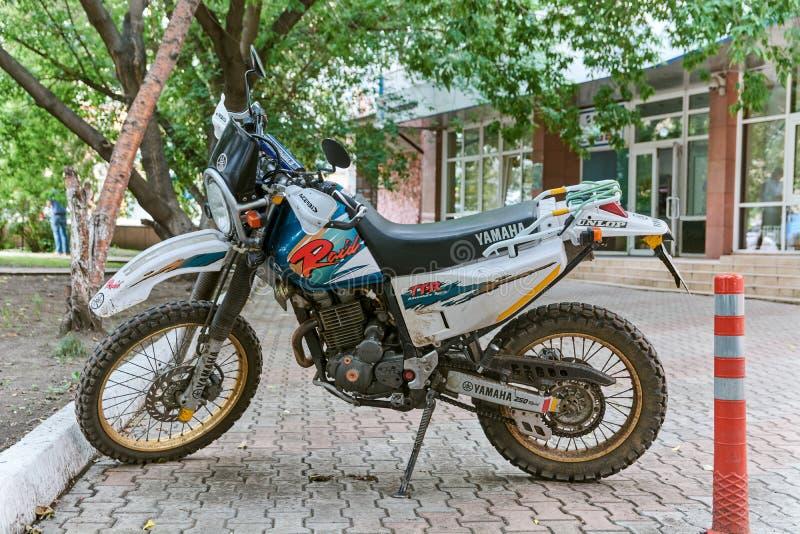 Yamaha TT R foto de archivo