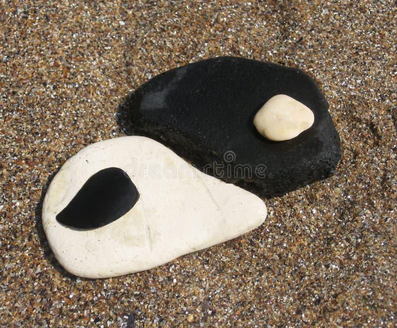 Download Yang yin στοκ εικόνα. εικόνα από σύμβολο, διακοπές, επίπεδος - 1538211