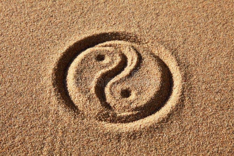 yang yin στοκ φωτογραφίες με δικαίωμα ελεύθερης χρήσης