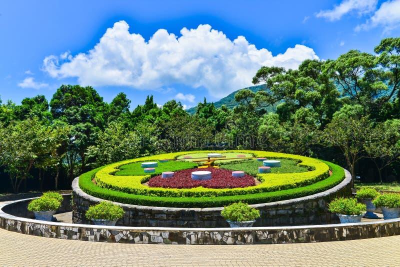 Yangmingshan góra w Taipei, Tajwan zdjęcie royalty free