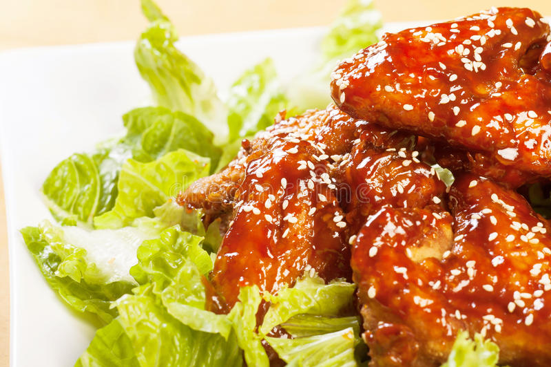 Download Yangnam chicken stock image. Image of meat, buldak, cuisine - 34025443