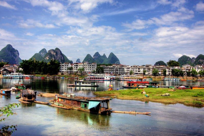 Yangshuo imágenes de archivo libres de regalías