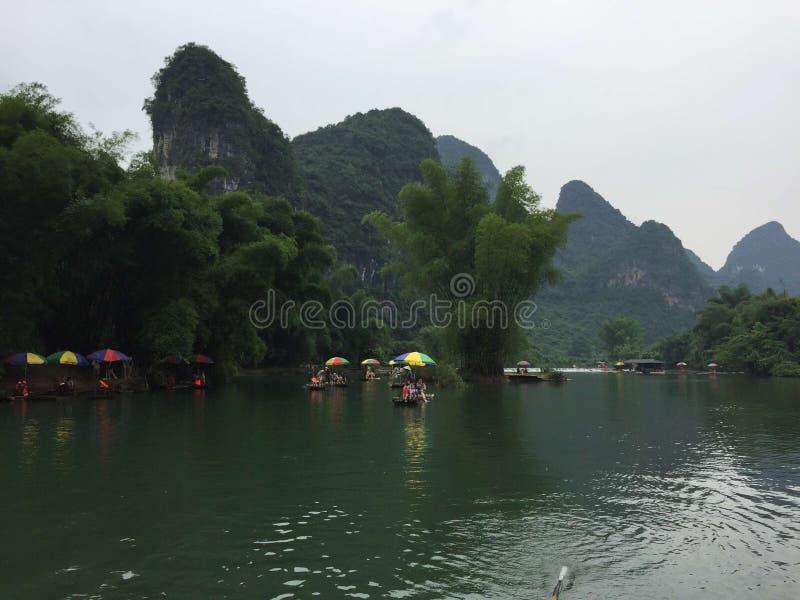 Yangshuo China stock images