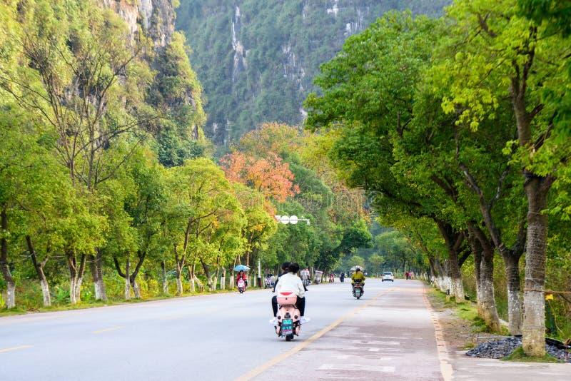 Yangshuo galerie de dix milles images libres de droits