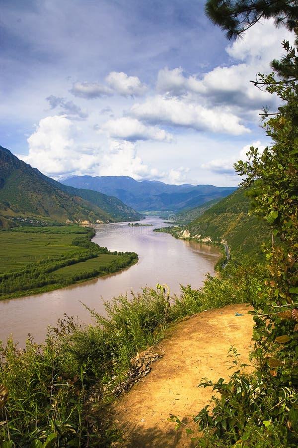Free Yangtze River Royalty Free Stock Photography - 7504717