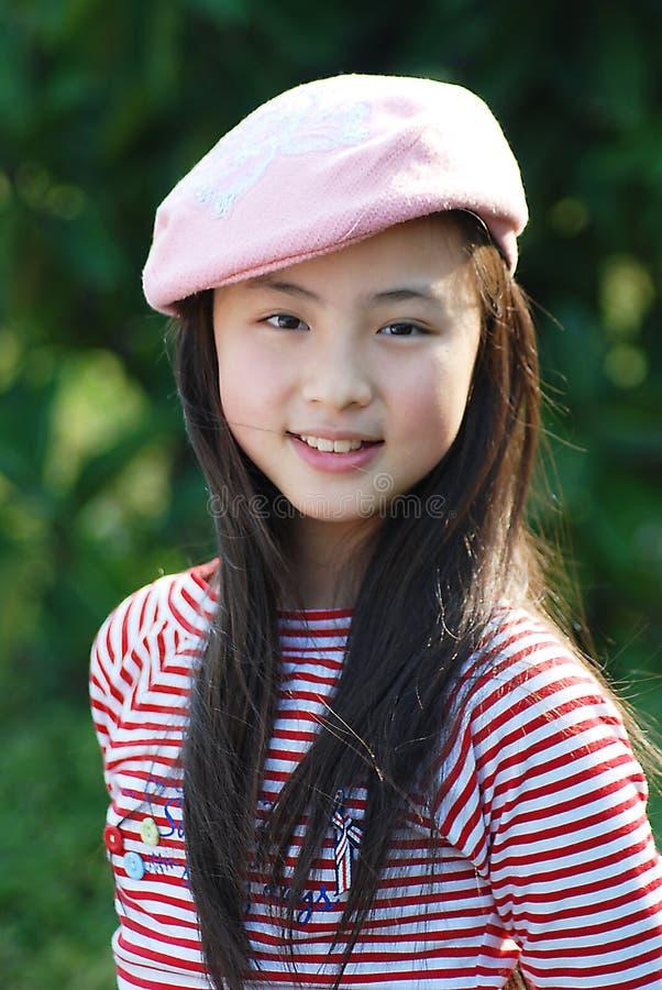 Yangxi An Beautiful girl From China. An Beautiful girl From China。She name is yangxi stock photography