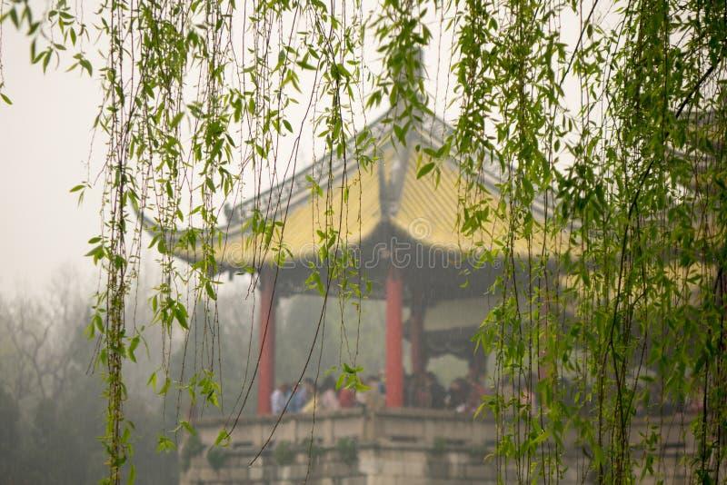 Yangzhou Lotus Bridge royalty-vrije stock foto
