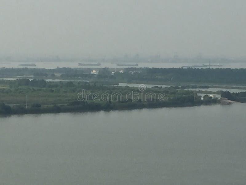 Yangzi river stock photography