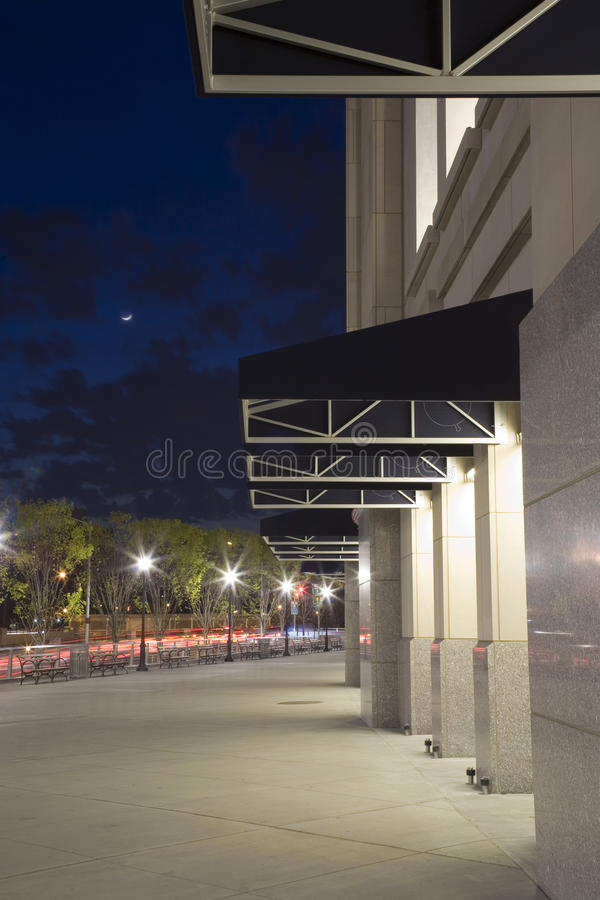 Yankee Stadium. Photo of entrance to Yankee Stadium. Photographed in the county of the Bronx, New York, USA. Image taken April, 2009 royalty free stock photos