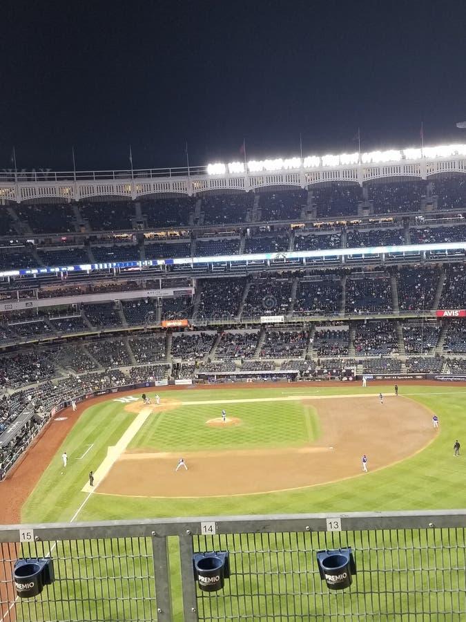 Yankee Stadium fotografia stock