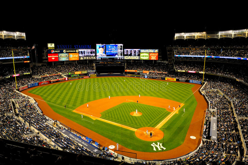 Yankee Stadium image libre de droits