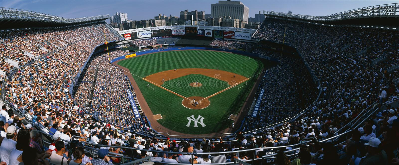 Download Yankee Stadium editorial stock image. Image of adult - 23160634