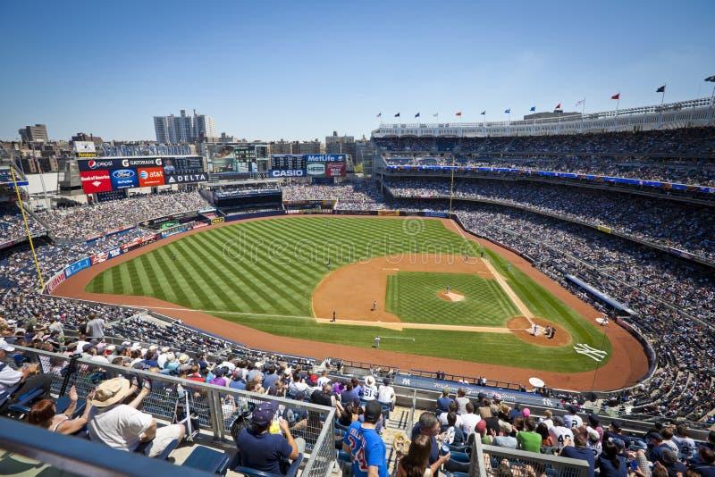 Yankee Stadium stock image