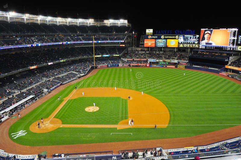 Yankee Stadium foto de stock