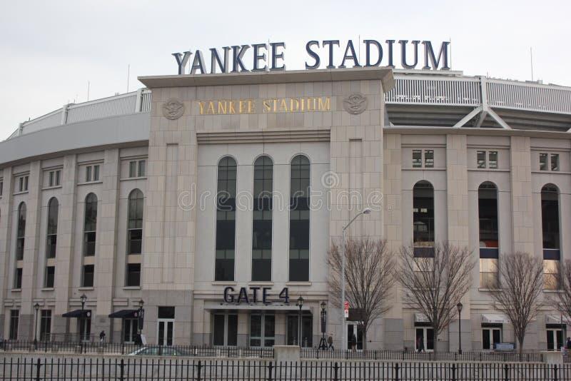 Yankee Stadium стоковое изображение