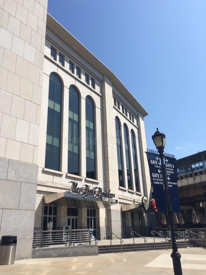 Yankee Stadium, New York. Yankee Stadium - Bronx - New York stock images