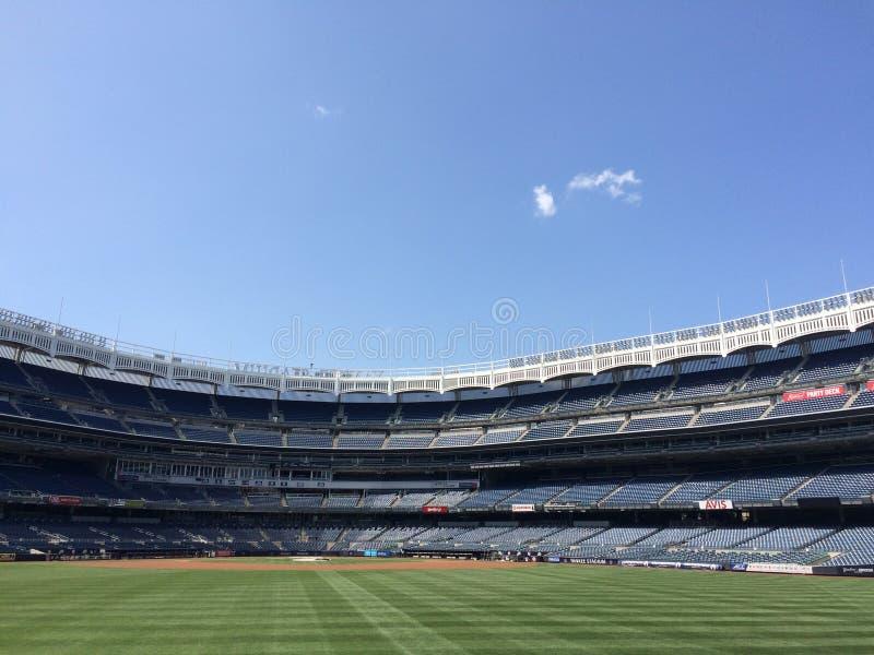 Yankee Stadium, New York. Yankee Stadium - Bronx - New York royalty free stock photos
