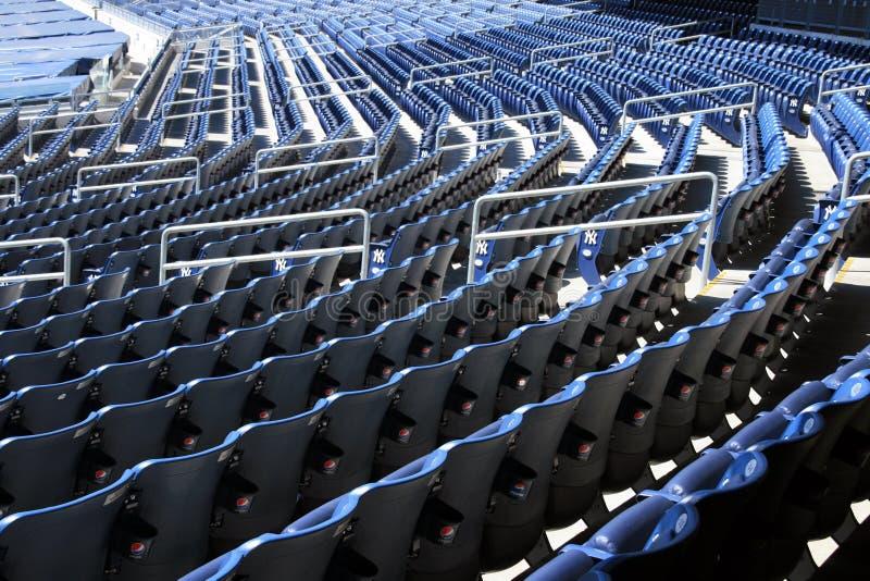 Yankee Stadium - New York stockfotos