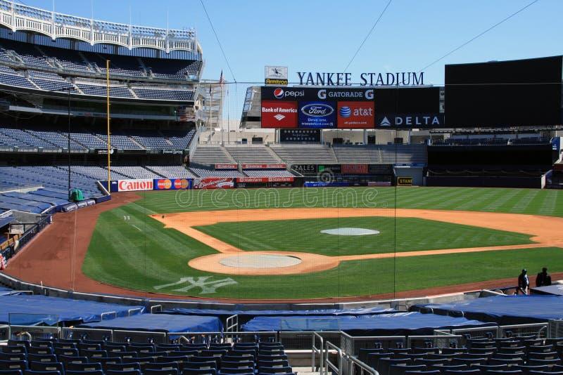 Yankee Stadium - New York images libres de droits