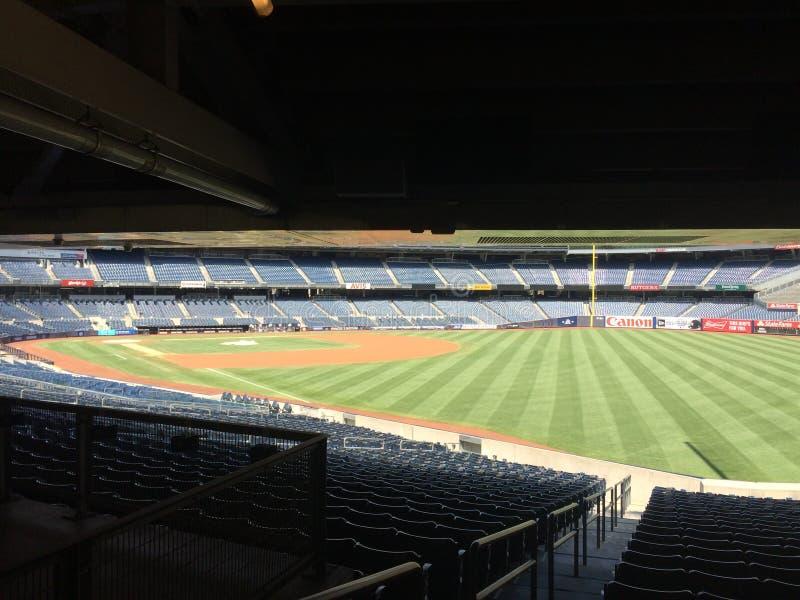 Yankee Stadium, New York. Yankee Stadium - Bronx - New York royalty free stock images
