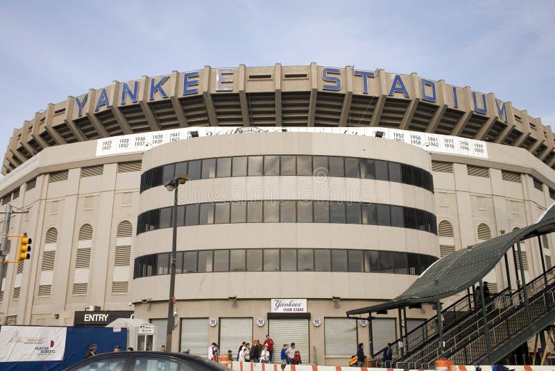 Yankeestadion arkivfoto