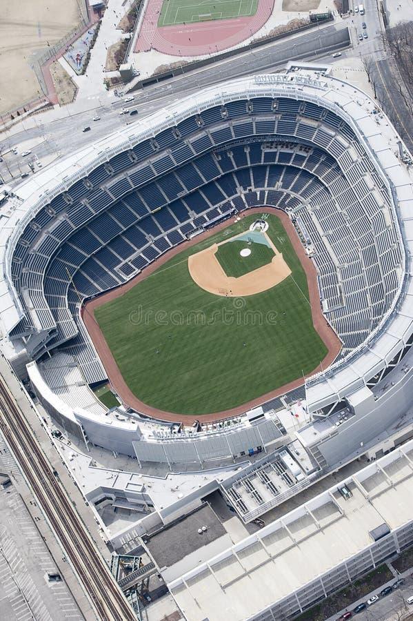 Yanqui Bronx Nueva York del estadio fotos de archivo