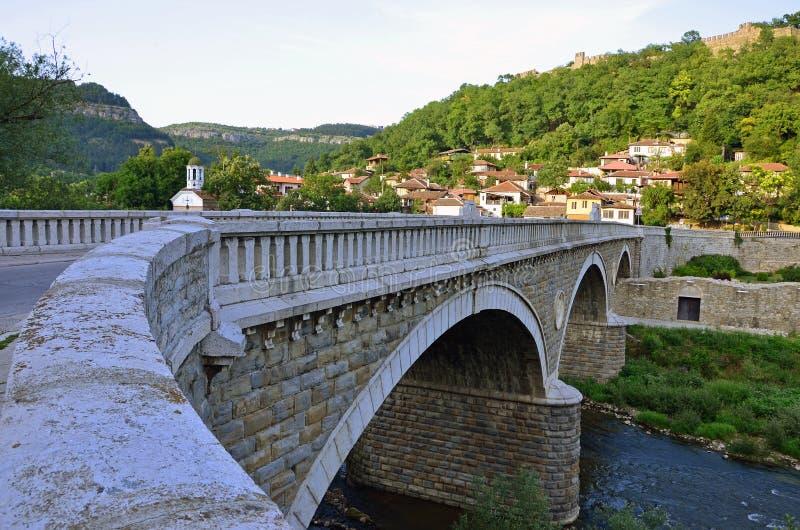 Yantra curved bridge stock image