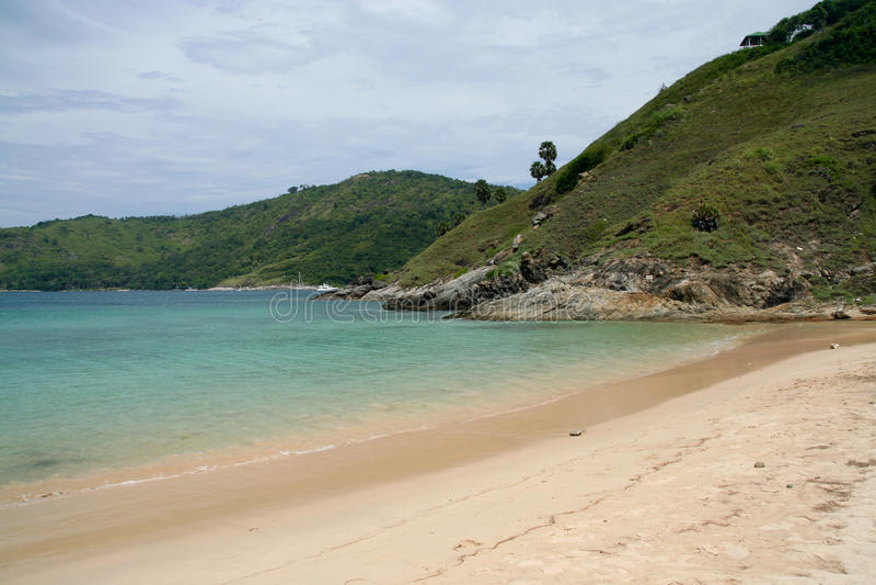 Download Yanui Plaża W Phuket, Thailand Obraz Stock - Obraz złożonej z landmark, piękny: 57666035