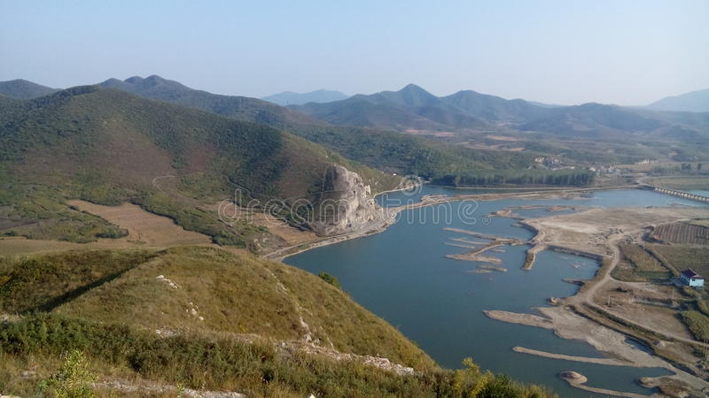 Yanzhou Town-2 immagine stock libera da diritti