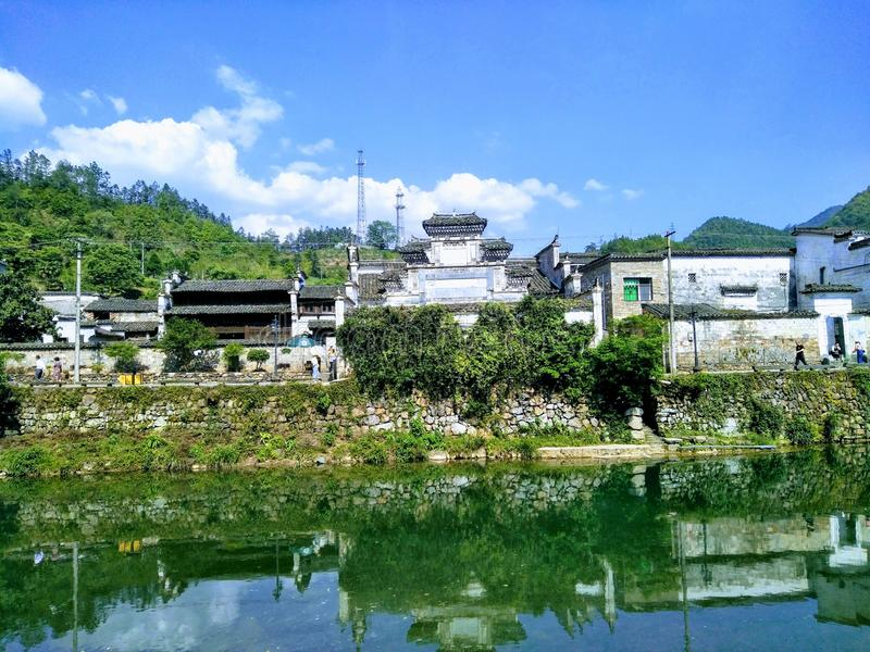 Yaoli, Jingdezhen στοκ εικόνα με δικαίωμα ελεύθερης χρήσης