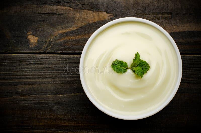 yaourt photos stock