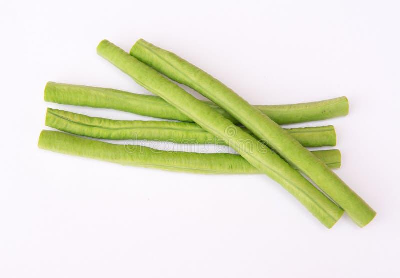 Yard long bean stock photo