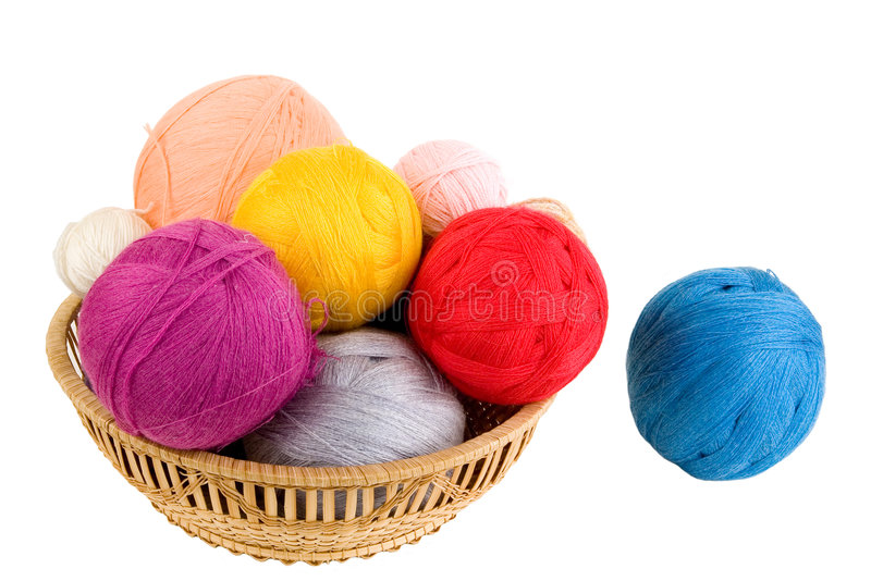 Download Yarn for knitting stock image. Image of manual, craft - 3786241
