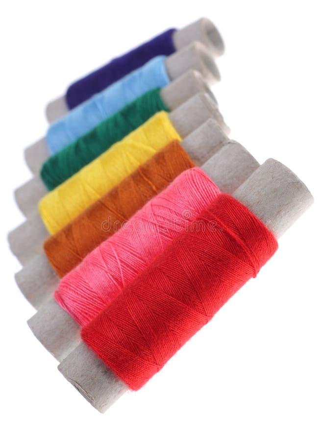 Yarn set stock photo
