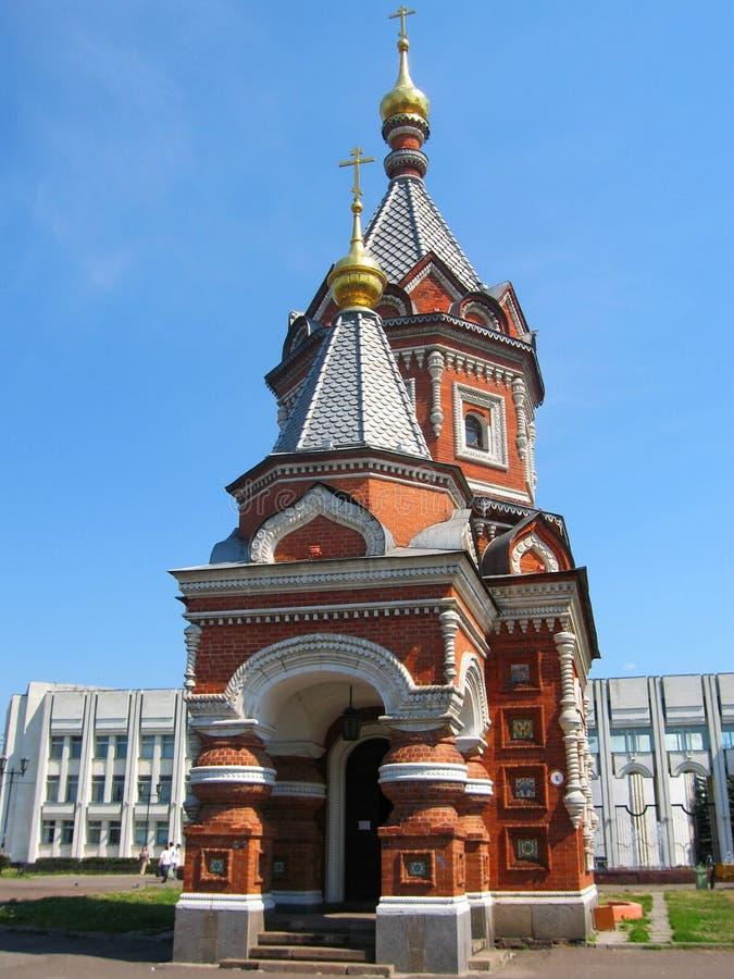 yaroslavl России стоковое изображение rf