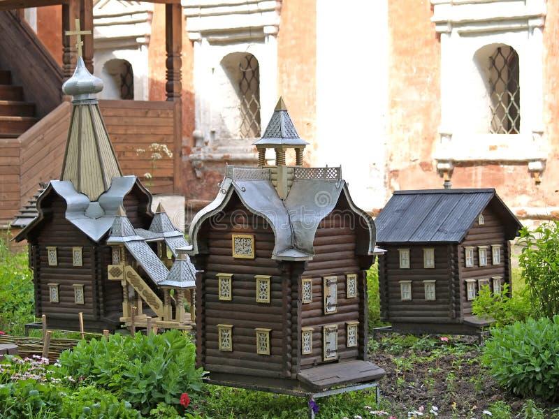 ??yaroslavl 蜂箱在圣洁变貌修道院疆土  库存图片