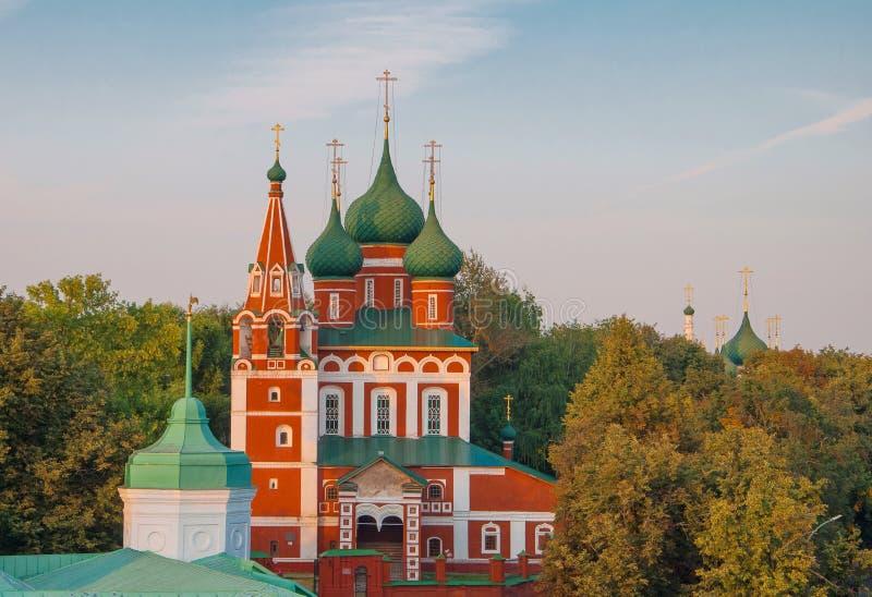 yaroslavl obraz stock