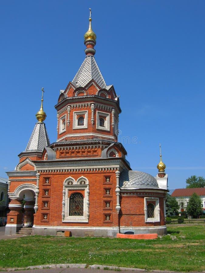 Yaroslavl, Rússia imagem de stock