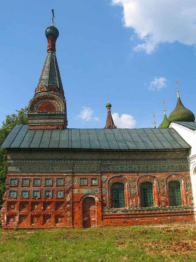 Download Yaroslavl, Russia stock photo. Image of building, city - 13409864
