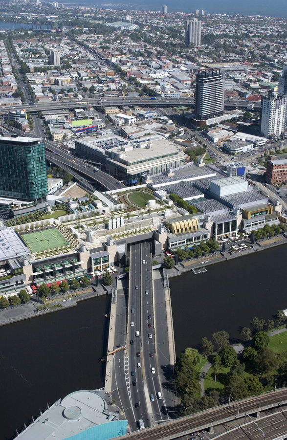 Download Yarra river stock photo. Image of road, yarra, view, office - 638376