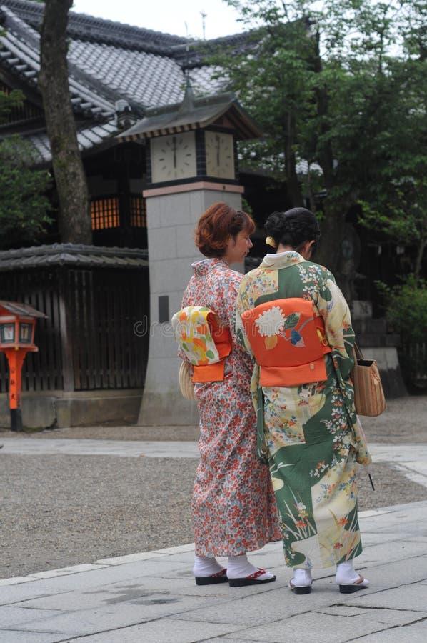 Yasaka Gion Shrine fotografie stock libere da diritti