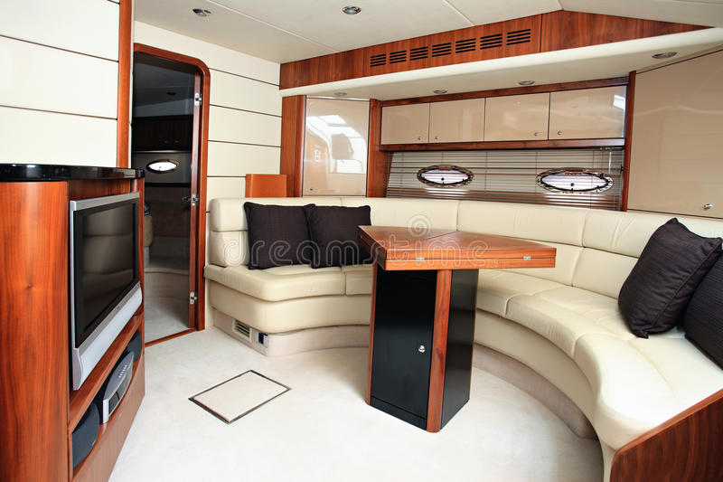 Download Yatch stock photo. Image of confort, holiday, cozy, exclusive - 16091576