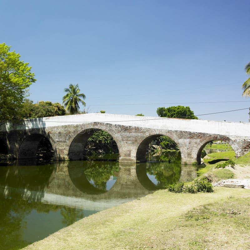 Yayabo Bridge royalty free stock image