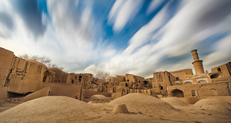 Yazd Иран стоковое фото rf